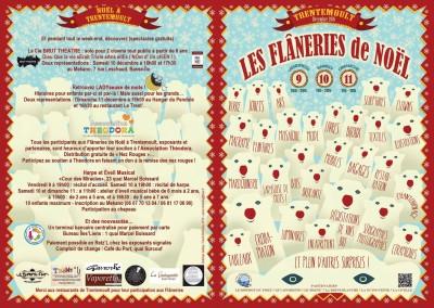 Ce week end, Flaneries de Noel à Trentemoult